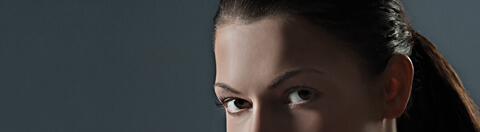 Forehead - Wrinkle treatment with Botox